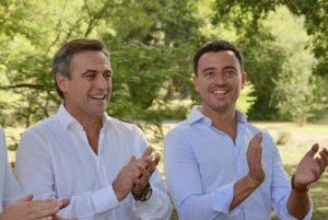 «Me siento muy respaldado por el presidente Macri», destacó De Loredo