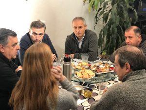 """Para Naidenoff, la ruptura en Córdoba """"puede tener consecuencias"""" en Cambiemos a nivel nacional"""