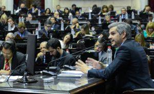 """Peña ratificó la candidatura de Macri y afirmó que """"Cristina y Lavagna representan propuestas antiguas"""""""