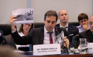 La Cámara confirmó al juez Ramos Padilla al frente de la Causa D'Alessio