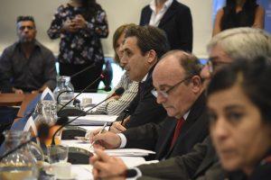 """En Diputados, Ramos Padilla dijo que se está investigando """"una red de espionaje judicial de magnitudes"""""""