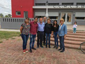 «Mestre es el mejor para defender los intereses de Córdoba», dijo Rossi