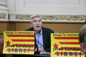 Para Salas, la visita de Felipe VI fue para «refrendar las reformas antiobreras del Gobierno nacional»