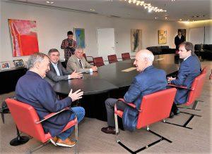 Lavagna afirmó que sólo trabaja para el «consenso de un Gobierno de unión nacional»