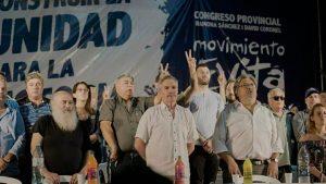Solá insistió en unir «a peronistas y no peronistas» para lograr «parar el hambre»