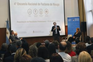 Datos oficiales muestran el avance del sobrepeso y la obesidad en los argentinos