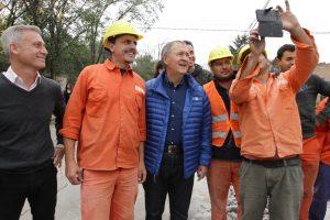 «Nosotros no somos de hablar mucho, somos de hacer», dijo Schiaretti en clave electoral
