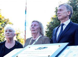 """Macri afirmó que el reclamo por la soberanía de las Islas Malvinas es """"legítimo e irrenunciable»"""