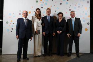 Macri: «En el pasado no existe ninguna solución a nuestros problemas de futuro»
