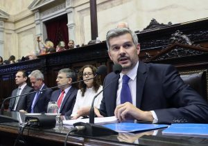 Peña ratificó el rumbo y desafió a los opositores: «No nos vamos a ir en diciembre»
