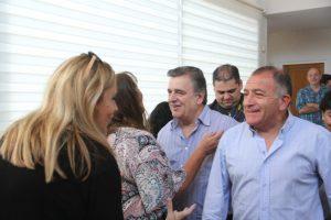 Inseguridad: Negri promete ser el gobernador que «le devuelva tranquilidad a los vecinos»