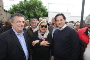 Para Carrió, el «auténtico radicalismo» en CBA está representado «por Mario Negri y por nadie más»