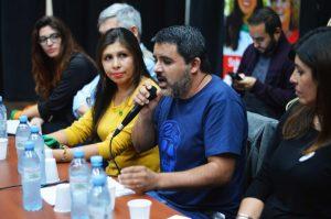 Masivo congreso del trabajo y la vivienda en apoyo al Frente de Izquierda