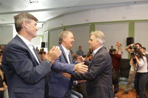 Schiaretti y Llaryora apuntan a fortalecer la participación ciudadana para la prevención del delito
