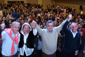 Junto a Carrió, Negri afirmó que cuando gobierne «nadie robará, ni mentirá»