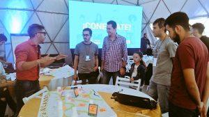 Con un hackatón se estrenó el wifi libre en el Parque de Las Tejas