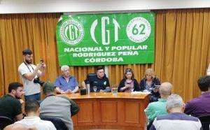 La CGT Rodríguez Peña se moviliza el jueves #4A con la consigna: «Basta Macri»