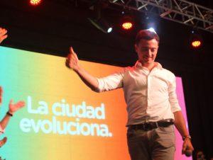 De Loredo habló de la crisis económica y de lo que puede hacer el municipio