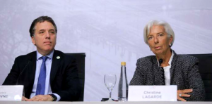 En EEUU, Dujovne recibió un nuevo respaldo del Fondo Monetario