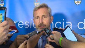 Al descartar plan «V», Frigerio reafirmó que Macri es «el candidato presidencial» de Cambiemos