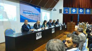 Se viene el panel de postulantes a la intendencia capitalina organizado por CPCE