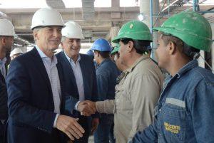 Morales: «Tenemos una crisis donde hay que tomar medidas»