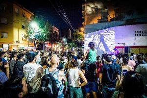 La Maratón BAFICI, gratis y al aire libre en las calles de Belgrano