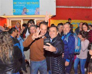 El radicalismo se impuso en Oliva y Mestre celebró con Ibarra