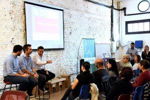 El Club de Emprendedores lanzó el Programa de Incubación de proyectos