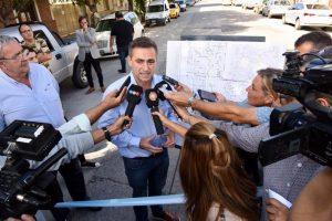 Mestre renovó su crítica al Gobierno de Schiaretti por la inseguridad