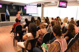 Cordobeses se capacitaron en asesoramiento legal en el Club de Emprendedores