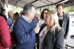 Negri volvió a apuntar contra el Gobierno de UPC por la inseguridad