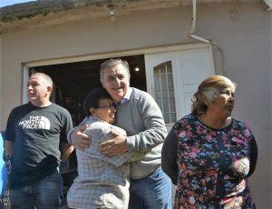 Negri afirmó que será gobernador por «la voluntad que tiene la gente de cambio»