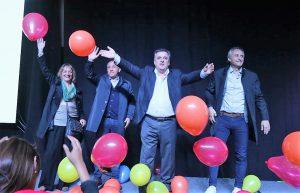 Reducir un 25% la tarifa de Epec, la primera propuesta de Negri, rumbo a la gobernación