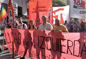Al advertir que «Schiaretti y Macri nos llevan a la hiperinflación», el Nuevo MAS propone medidas de urgencia