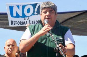 Pablo Moyano descartó apoyar a Lavagna como candidato presidencial