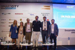 País Digital en Smart City Expo Buenos Aires