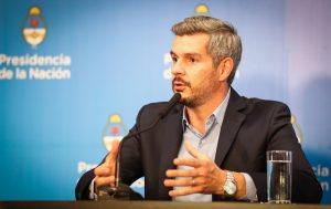 """Peña: """"El objetivo número uno es generar alivio a los argentinos"""""""