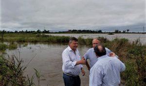 Asisten a pobladores de Chaco afectados por las lluvias de las últimas horas