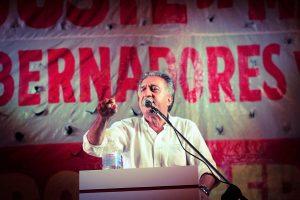 Para Pitrola, la crisis «desnuda a todo el régimen del FMI»