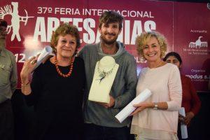 La Feria Internacional de Artesanías premió a sus expositores