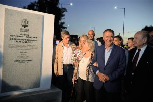 El radical Sappia le agradeció (por segunda vez) a Schiaretti por homenajear a Angeloz