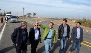Rumbo al #12M , Schiaretti siguen habilitando obras en el interior provincial