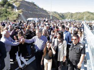 """Schiaretti habló de la """"fuerza"""" de Córdoba, al deslizar su crítica a la Nación"""