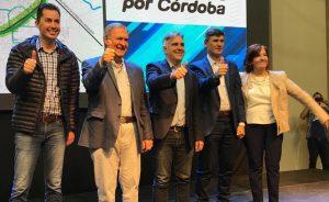 Junto a Llaryora, Schiaretti habló de trabajar «en equipo» para recuperar el «orgullo» de vivir en la Ciudad