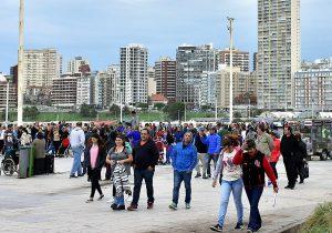 Con los bolsillos muy cuidados, turistas gastaron $9.568 millones en el feriado de Semana Santa