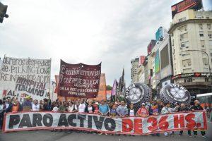 """Para Pitrola, """"Daer le hace la logística al ajuste de Macri y el FMI"""""""