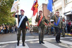 """«Son el ejemplo más cabal de la defensa de la Patria"""", destacó Mestre, en el Día del Veterano de Malvinas"""