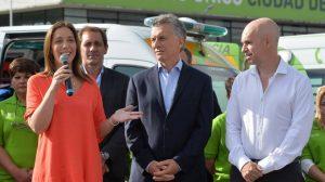 En medio de la «crisis cambiaria», Vidal postergó su viaje a Córdoba para apoyar a Negri