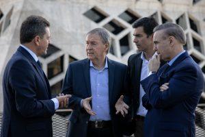 Las pasos de Massa con dirección al Kirchnerismo, son rechazados por sus socios de Alternativa Federal